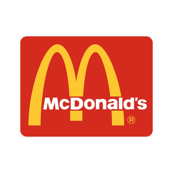 Old McDonald's logo