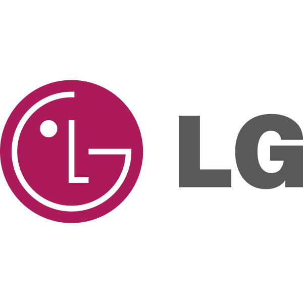 LG use pink in their logo to represent friendliness