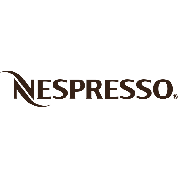 Brown is the primary colour of the Nespresso logo which is consistent with the colour of its product (coffee) and the associated with feelings of warm and richness