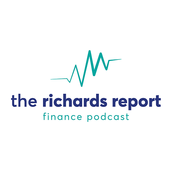 The Richards Report Logo Concept 1 by Six Foot Seven